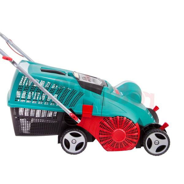 test Scarificateur pour tracteur tondeuse