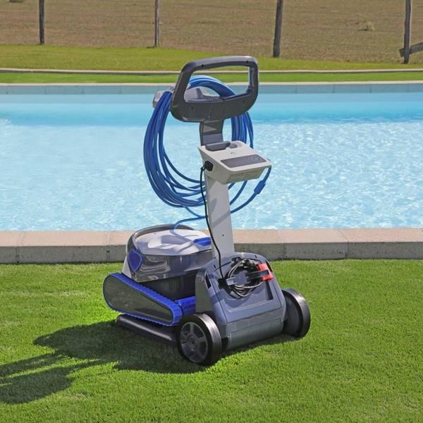 Robot piscine catalyst
